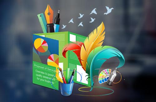 Brochure Design Training